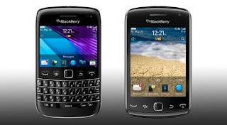 BlackBerry Bold 9790 & Curve 9380