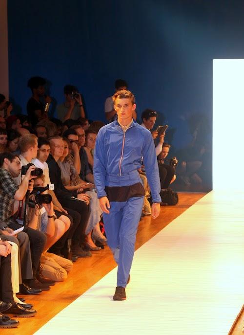 Christian Lacroix Menswear Spring 2013