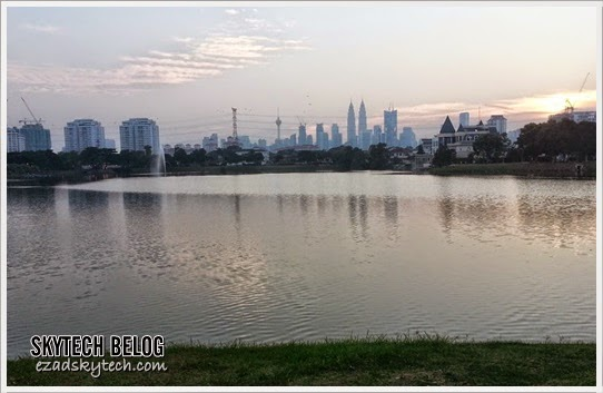 Pemandangan Kuala Lumpur