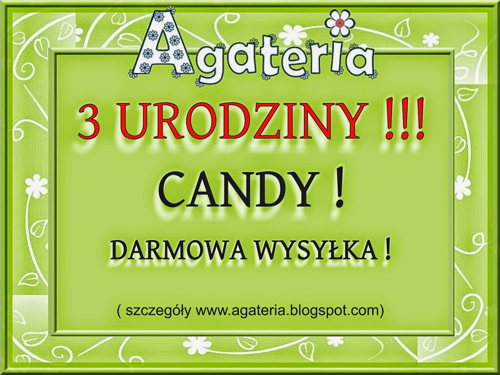 http://agateria.blogspot.com/2014/08/3-urodziny-agaterii.html