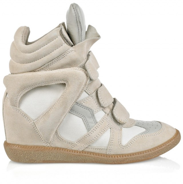 Leslie Ann: UPDATE! DUPE Dilemma: Isabel Marant Sneakers