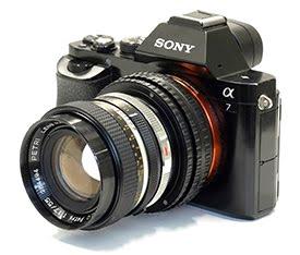 ペトリの新感覚レンズ:Petri C.C Auto 55mm F1.7