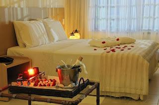 Pacote especial para o fim de semana do Dia dos Namorados no Mussulo Resort