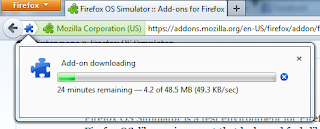 Firefox OS Simulator for PC (Addons)