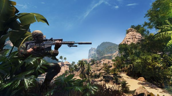 Sniper Ghost Warrior 2 (2013) PC Game