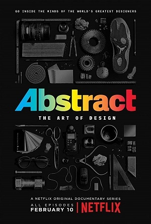 Abstract - The Art of Design Séries Torrent Download capa