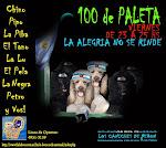 100 DE PALETA (escuchalos acá)