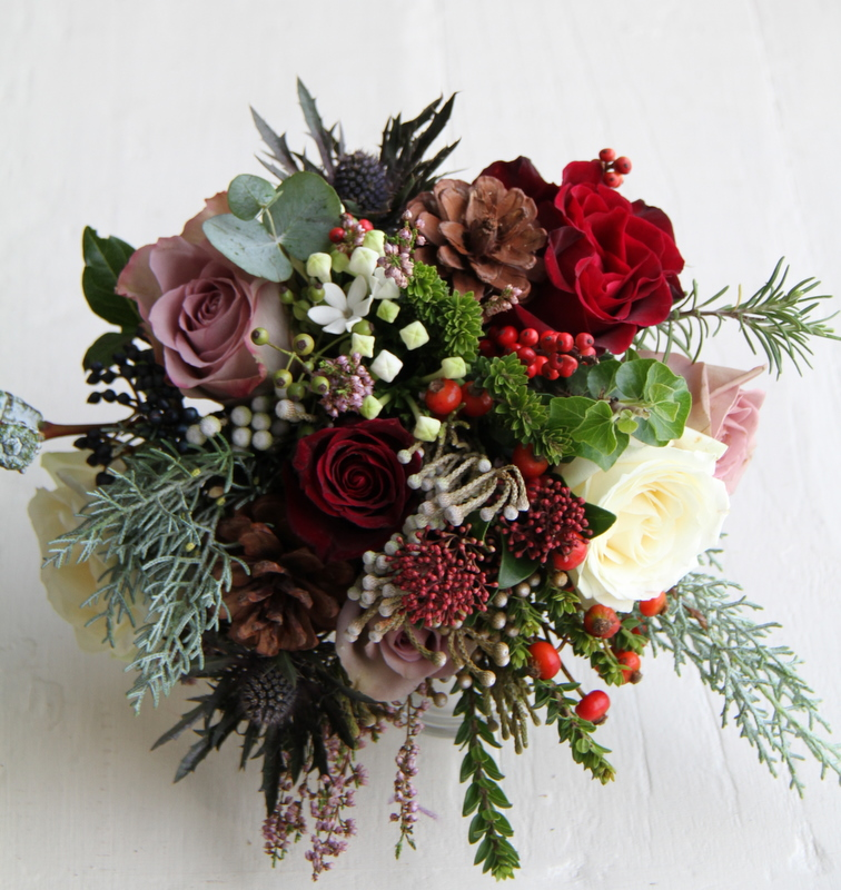 Christmas Wedding Bouquets Ideas : Christmas bridal bouquet ideas have your dream wedding