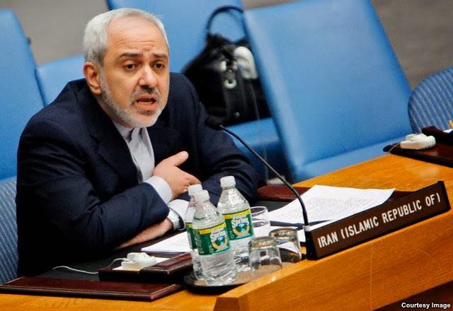 Mentri Luarnegri Iran Mohammad Javad Zarif