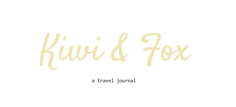 Kiwi & Fox