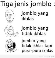 Puisi Jomblo