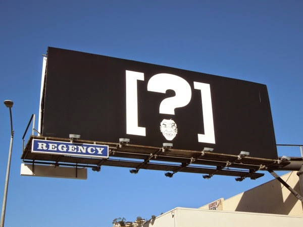 Mike Tyson Mysteries Adult Swim teaser billboard