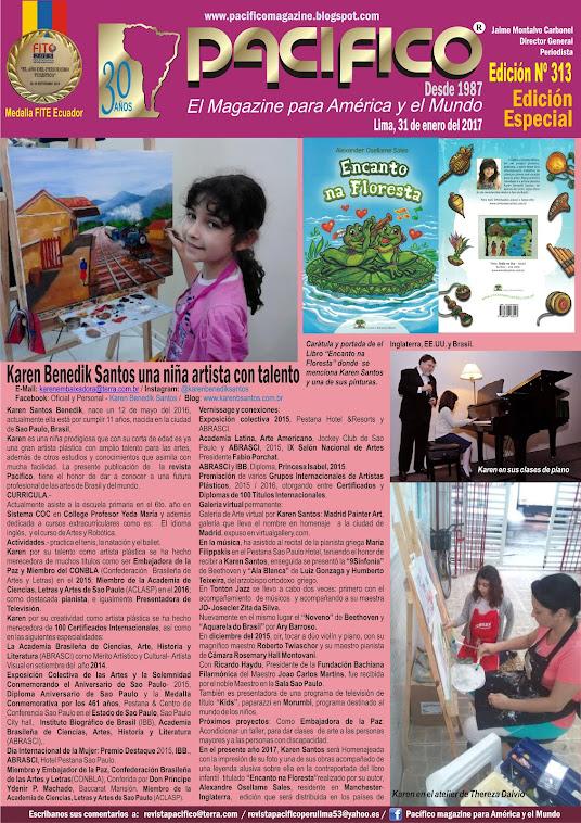 Revista Pacífico Nº 313 Edición Especial