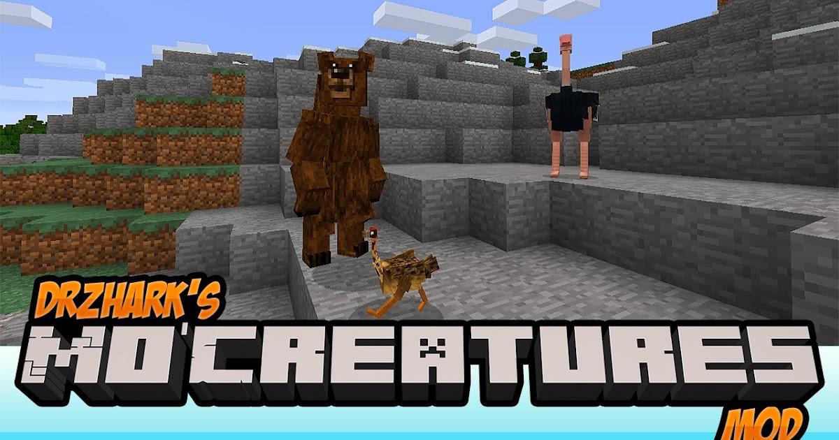 Скачать Mo'Creatures мод Minecraft [1.4.5]