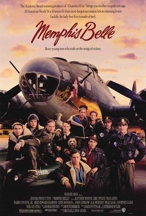 Memphis Belle - A Fortaleza Voadora Filmes Torrent Download capa
