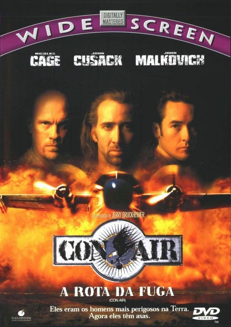 Con Air: A Rota da Fuga – Dublado (1997)