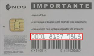 Como Programar tarjetas de acceso de DirecTV 2015