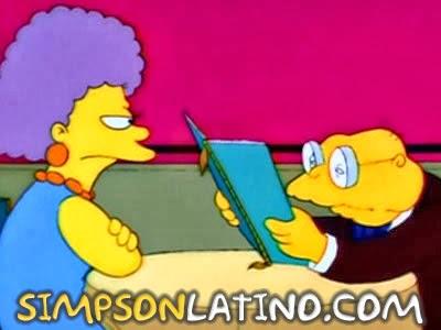 Los Simpson 4x13