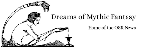 Proud to be Represented on Dreams of Mythic Fantasy
