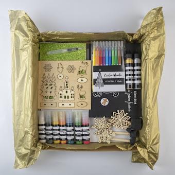 Élménnyekkel teli kreatív dobozt keresel?