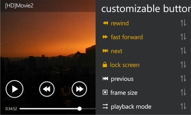 video player for windows phone download