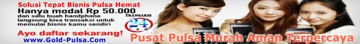 Gold Link Pulsa, Pulsa Murah Master Dealer