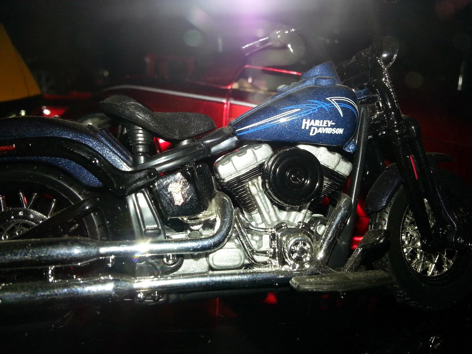 Harley Davidson Diecast