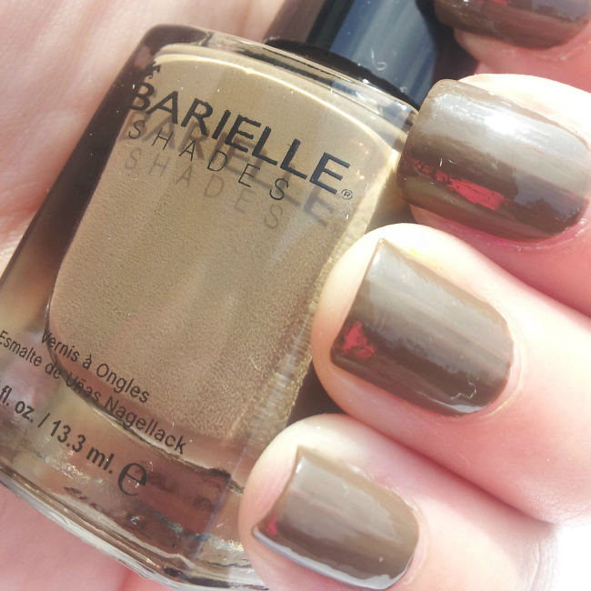 Barielle 'In Good Taste' Swatch