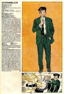 Disruptor (ficha marvel comics)