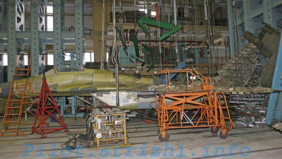 Pabrik MiG di Rusia