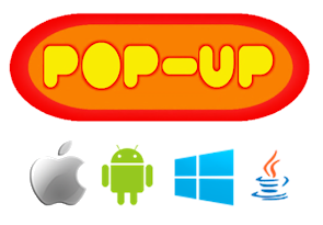 Pop-Up no seu smartphone