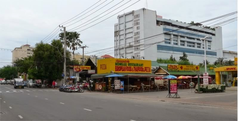 Nong Jai Restaurant, Tipp Plaza in Pattaya