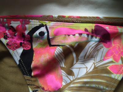Sammi Jackson - H&M bikini buys