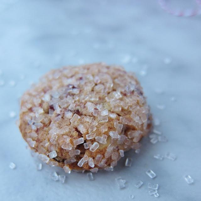 Sparkling Cranberry Cookies
