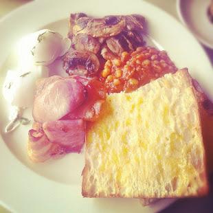The Bogey Cafe Bronte Farmer's Breakfast Sydney