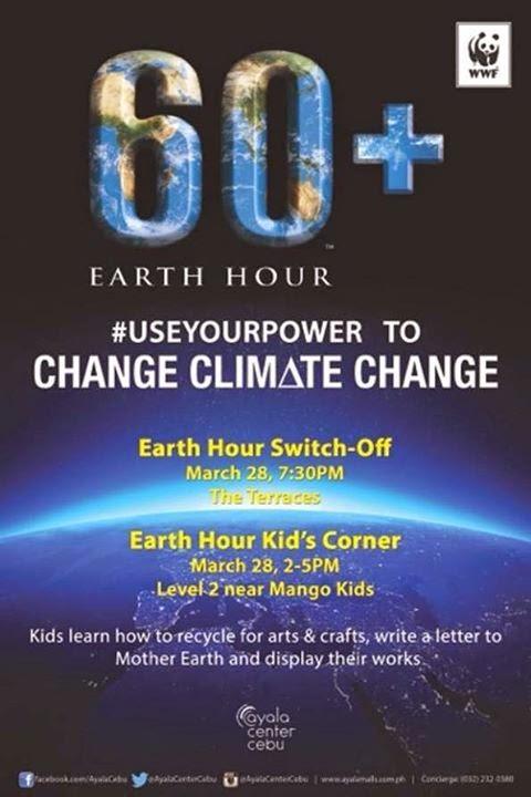 Earth-Hour-Ayala-Center-Cebu