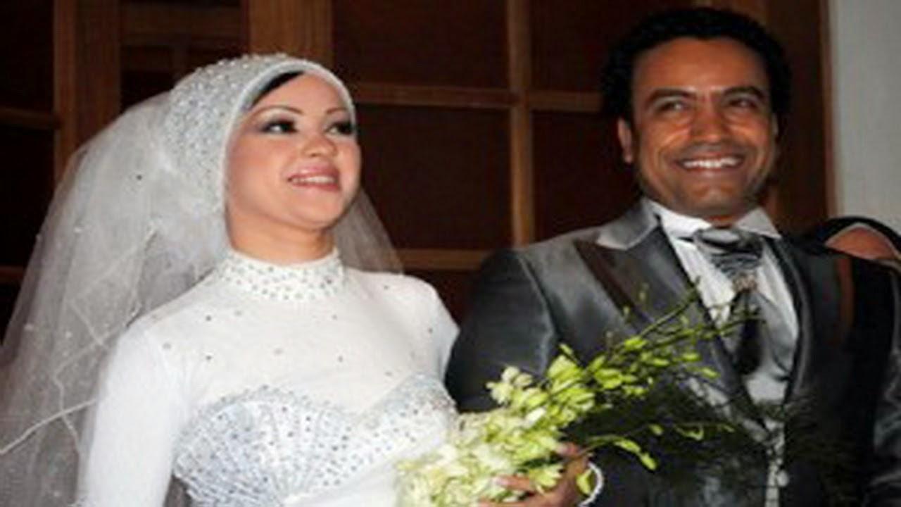 من هي زوجة الفنان سامح حسين ؟