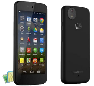 Micromax Canvas A1 AQ4501 price and full specification in Bangladesh