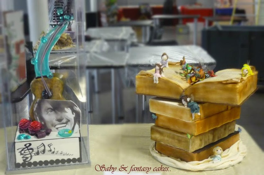 Saby & Fantasy Cakes....