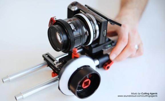 sony nex-5 follow focus shoot35