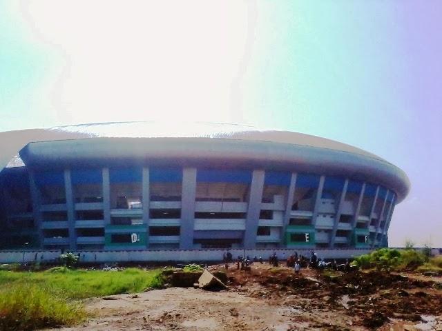Akses Tol ke Stadion Gelora Bandung Lautan Api Akan Dibuka