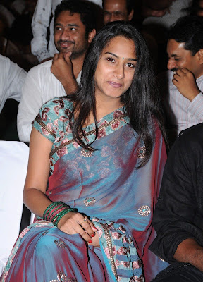 Actress Surekha Vani Saree Photos