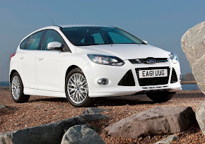 FORD FOCUS 3 : championne du monde des ventes 2012