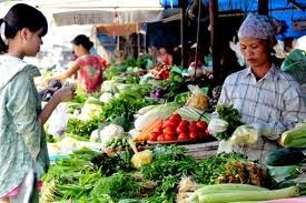 Đất bình dương giá rẻ đối diện chợ