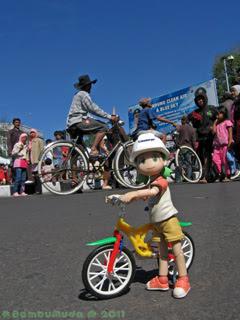 yotsuba&sepeda!