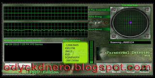 xParanormal Detector 1.5