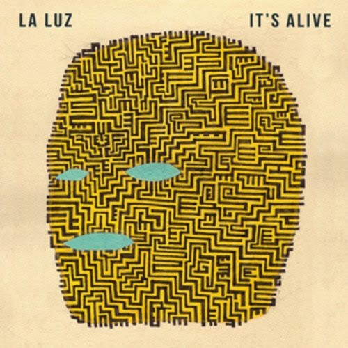 CDs in my collection: It's Alive by La Luz