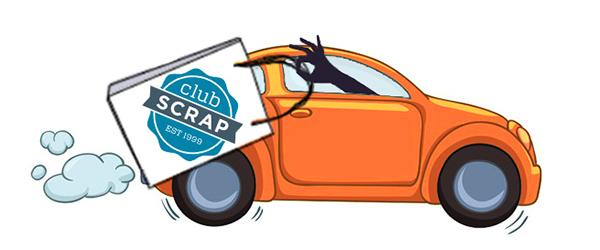 Shop Club Scrap