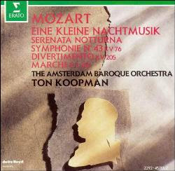 El Mozart de Koopman