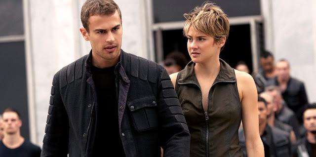 Último filme da série DIVERGENTE tem título nacional divulgado